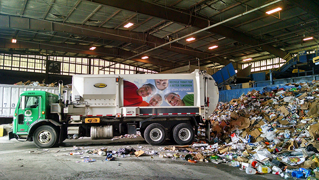 Recycle Ann Arbor's Mission-Based Recycling Weathers the National Storm
