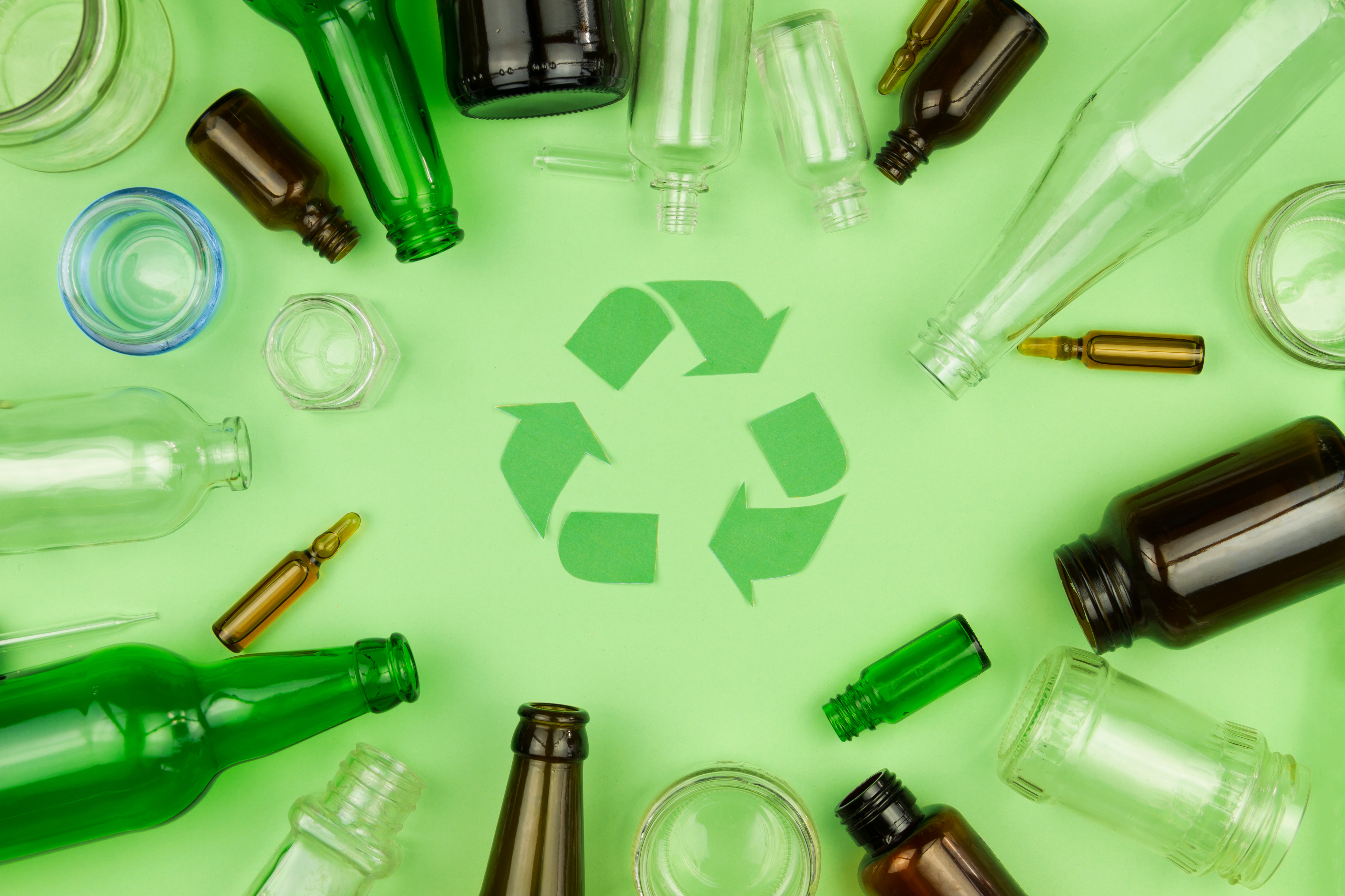 Other Communities are Giving up on Glass Recycling: Here's Why We're Not