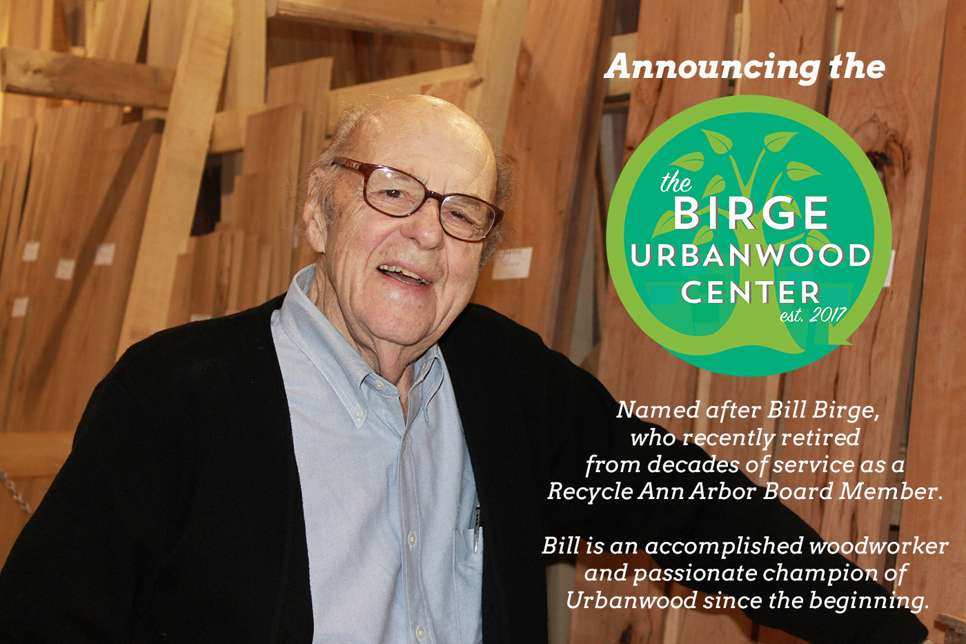 Birge Urbanwood Center