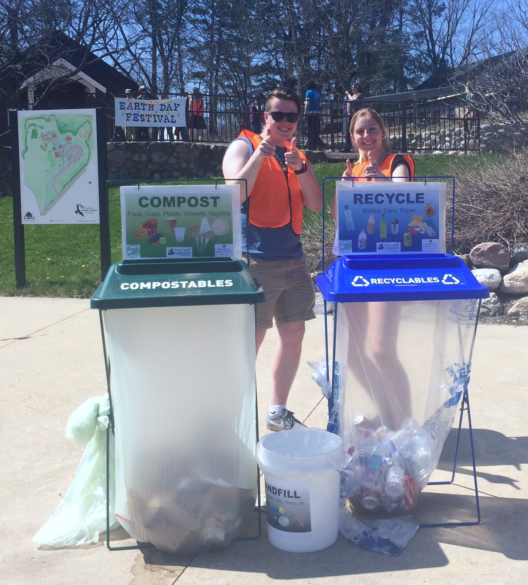 Community Recycle Ann Arbor